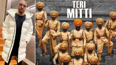 Arko Hails B Praak After Kesari Song Teri Mitti Won Him Best Singer Trophy at 67th National Film Awards