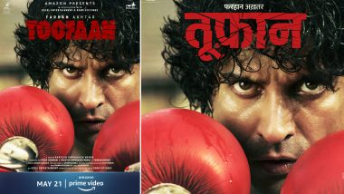 Toofan: Farhan Akhtar's Boxing Drama Is Amazon Prime Video's Most-Watched Hindi Film of 2021