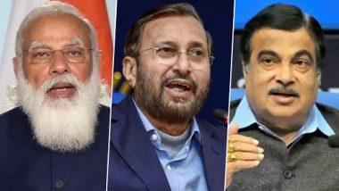 Mahashivratri 2021 Wishes: PM Narendra Modi, President Ram Nath Kovind, Prakash Javadekar and Other Leaders Greet People of the Nation