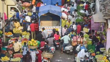 COVID-19 Surge in Nashik: District Authorities Impose Restrictions Amid Rising Cases, Residents To Pay Entry Fee of Rs 5 Per Hour To Enter Markets