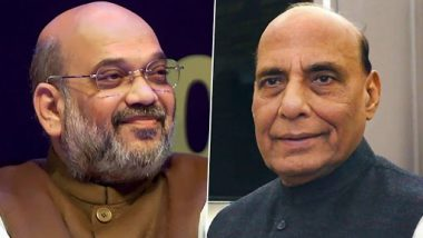 Amit Shah Gets Home Affairs & Minister of Cooperation, Rajnath Singh Gets Defence, Nirmala Sitharaman To Monitor Ministry of Finance & Corporate Affairs