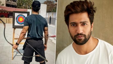 Vicky Kaushal Shares His Recipe for Success, Says 'Hard Work Is Something That Marinates Over Time' (View Post)