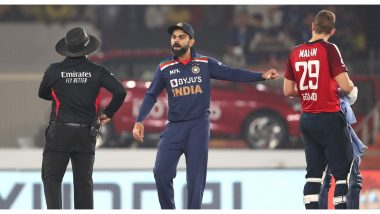 India vs England 2nd ODI 2021, Rain Forecast & Weather Report From Pune: Check Pitch Report of Maharashtra Cricket Association