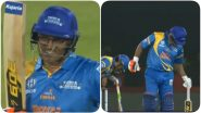 Virender Sehwag Swashbuckling Knock of 80 Runs Leads India to Stunning 10-Wicket Win Against Bangladesh in Road Safety Series T20I 2021, Netizens Hail Sultan of Multan (Check Reactions)