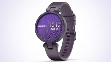Garmin Lily Smartwatch Launched in India at Rs 20,990