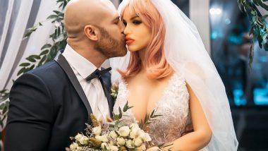 Kazakhstan Bodybuilder Yuri Tolochko 'Divorces' His Sex Doll Margo, Gets New Wife Doll With Chicken Body