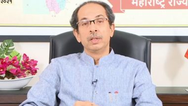 Uddhav Thackeray Has Become Family Doctor of Maharashtra, Says Shiv Sena After State Crosses Danger Level of COVID-19 Pandemic