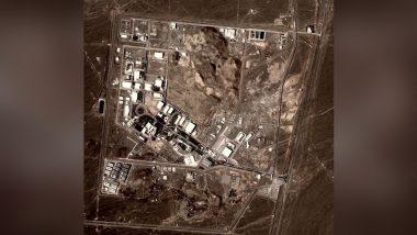 Iran: Incident at Natanz Nuclear Facility a 'Terrorist Action', Says Nuclear Chief Akbar Salehi