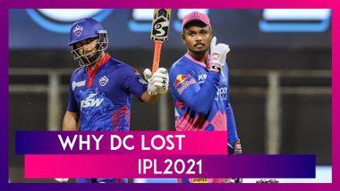 Rajasthan vs Delhi IPL 2021: 3 Reasons Why Delhi Lost