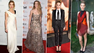Amber Heard Birthday: Her Fashion Choices are a Testament to Her Flamboyant Persona