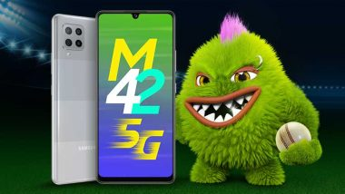 Samsung Galaxy M42 5G Smartphone To Be Launched in India Tomorrow; Expected Prices, Features & Specifications