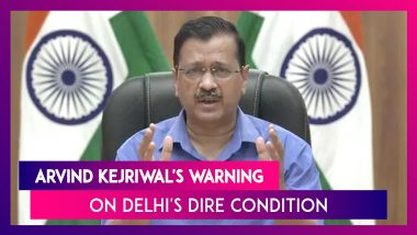 Arvind Kejriwal's Shocking Warning On COVID-19 Situation In Delhi: ICU Beds Over, Oxygen Supply To Last Hours Only
