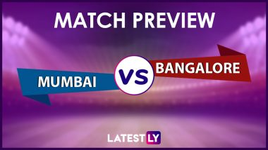 MI vs RCB Preview: Likely Playing XIs, Key Battles, Head to Head and Other Things You Need to Know About VIVO IPL 2021 Match 1