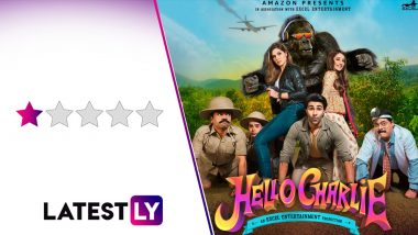 Hello Charlie Movie Review: Aadar Jain and Jackie Shroff's Comedy Road Trip Movie Is No Laughing Matter! (LatestLY Exclusive)
