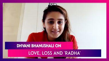 Dhvani Bhanushali: 'Radha' Simply Loves Without Expecting Anything In Return!