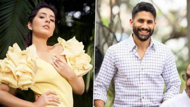 Thank You: Naga Chaitanya, Raashii Khanna Begin Shoot of Their Upcoming Telugu Film in Milan