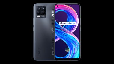 Realme 8 5G Smartphone To Be Launched on April 21, 2021: Report