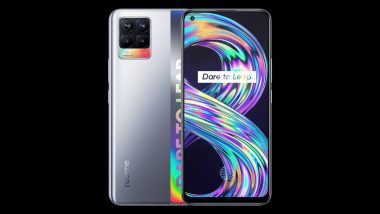 Realme 8 6GB Variant To Go on Sale Today at 12 Noon via Flipkart & Realme.com, Check Offers Here