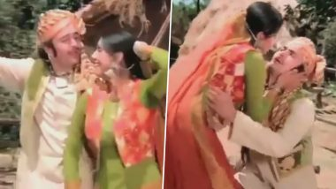 Happy Baisakhi 2021: Neetu Kapoor Extends Warm Greetings with Throwback Video Starring Rishi Kapoor – WATCH