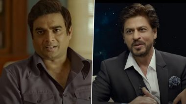 With Rocketry, Shah Rukh Khan's Cameo Breaks His Three-Year Hiatus From Big Screen (Watch Video)