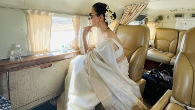 Kangana Ranaut Is Off to Udaipur in Chartered Flight to Meet 'Most Special Person'