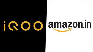 iQOO Partners With Amazon India To Launch iQOO 7 Series: Report
