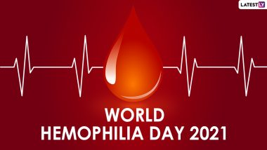 On World Hemophilia Day 2021, Tweeple Share Messages to Create Awareness on Bleeding Disorders