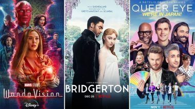 MTV Movie & TV Awards 2021 Nominations: WandaVision, Bridgerton, Queer Eye Bag Nominations