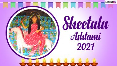 Sheetala Ashtami Date, Puja Shubh Muhurat & Vidhi: How to Celebrate Basoda? From Fasting Rules to Significance, Everything You Need to Know About the Day Devoted to Sheetala Mata