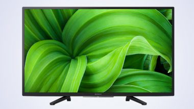 Sony Bravia 32-Inch Android TV Launched in India at Rs 30,990