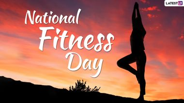 National Fitness Day 2021: From Easy Yoga Asanas to Exercises, Here Are Ways to Burn Fat as You Stay at Home