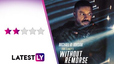 Without Remorse Movie Review: Michael B Jordan Turns Berserker in This Tepid Thriller (LatestLY Exclusive)
