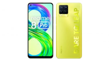 Realme 8 Pro Illuminating Yellow Variant Now Available For Sale Via Flipkart
