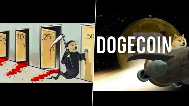 Elon Musk's Dogecoin Hits 20 Cents! Funny Memes and Jokes About the Memecoin Take Over Twitter