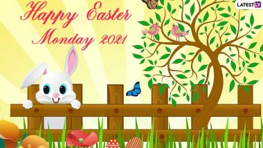 Easter Monday 2021 Wishes, Greetings & HD Images: Send Quotes, Jesus Christ Pics, Signal Photos & GIFs To Celebrate The Day After Sunday Ressurection