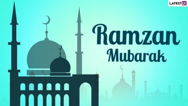 Happy Ramadan 2021! Ramzan Wishes, Greetings, Ramadan Kareem Messages and Chand Mubarak HD Images With Quotes Take Over Twitter As The Holy Month Begins in Some Parts of The World After The Moon Sighting