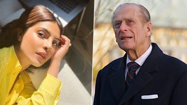 RIP Prince Philip: Priyanka Chopra Jonas Pays Heartfelt Condolences on the Demise of Duke of Edinburgh