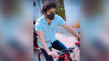 Thalapathy Vijay's PRO Confirms the Reason Behind Master Superstar's Cycle Ride to Polling Booth (Read Statement)