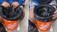 Bucket, Lids & Sealed Bag, Beauty Influencer Shirley Raines' Makeshift Toilet for Homeless Community Is Ingenuity, yet Heartbreaking! Viral Video Sparks Mixed Reactions
