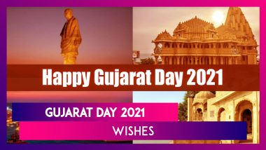 Gujarat Day 2021 Wishes, Messages and Greetings to Commemorate the State Foundation Day