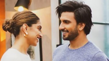 Ranveer Singh Is Deepika Padukone's 'Morning View' and This Candid Pic of the Actor Is Proof