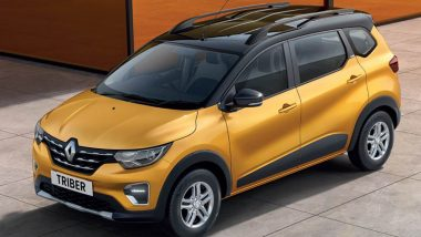2021 Renault Triber MPV Launched in India at Rs 5.30 Lakh; Prices, Features & Specifications