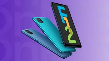 Samsung Galaxy F12 First Online Sale Today at 12 Noon via Flipkart
