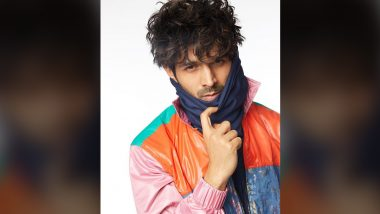 Kartik Aaryan Reminds the Importance of Wearing a Mask, Says 'The Practice Must Be Compulsory' (View Pic)