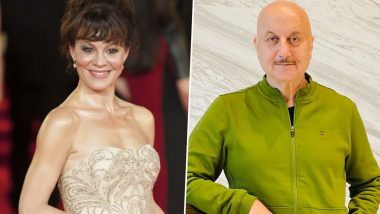 Helen McCrory No More: Anupam Kher Pays Heartfelt Tribute to the Peaky Blinders Actress (Read Tweet)