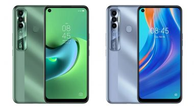 Tecno Spark 7 Pro Smartphone With MediaTek Helio G80 SoC Launched; Prices, Features & Specifications