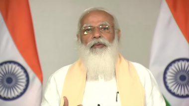 Swami Adhyatmanand Dies Due to COVID-19; PM Narendra Modi Condoles Demise of Yoga Guru