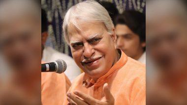 Padma Bhushan Pandit Rajan Mishra Dies of Heart Attack At St. Stephen's Hospital in Delhi