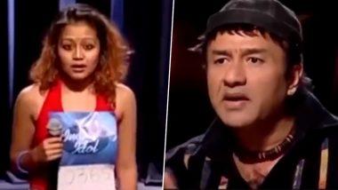 When Neha Kakkar's Singing Made Anu Malik Slap Himself In This Throwback Video From Indian Idol Season 2