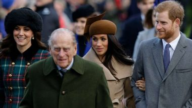 Meghan Markle Sent Handwritten Note and Flowers For Prince Philip's Funeral